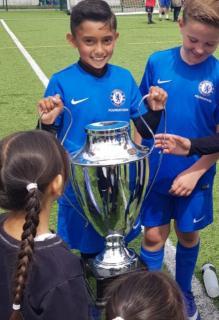 Sebastian Anthony Chelsea FC  winning league in Berkshire 2019.jpg